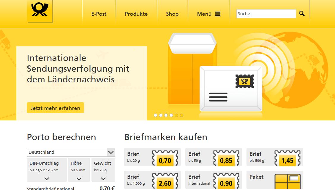 Deutsche Post Charax